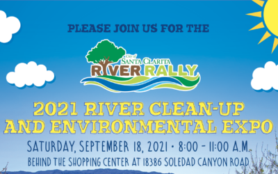 26th Annual River Rally Cleanup Event Returns September 18 Volunteers Must Pre-Register by September 17