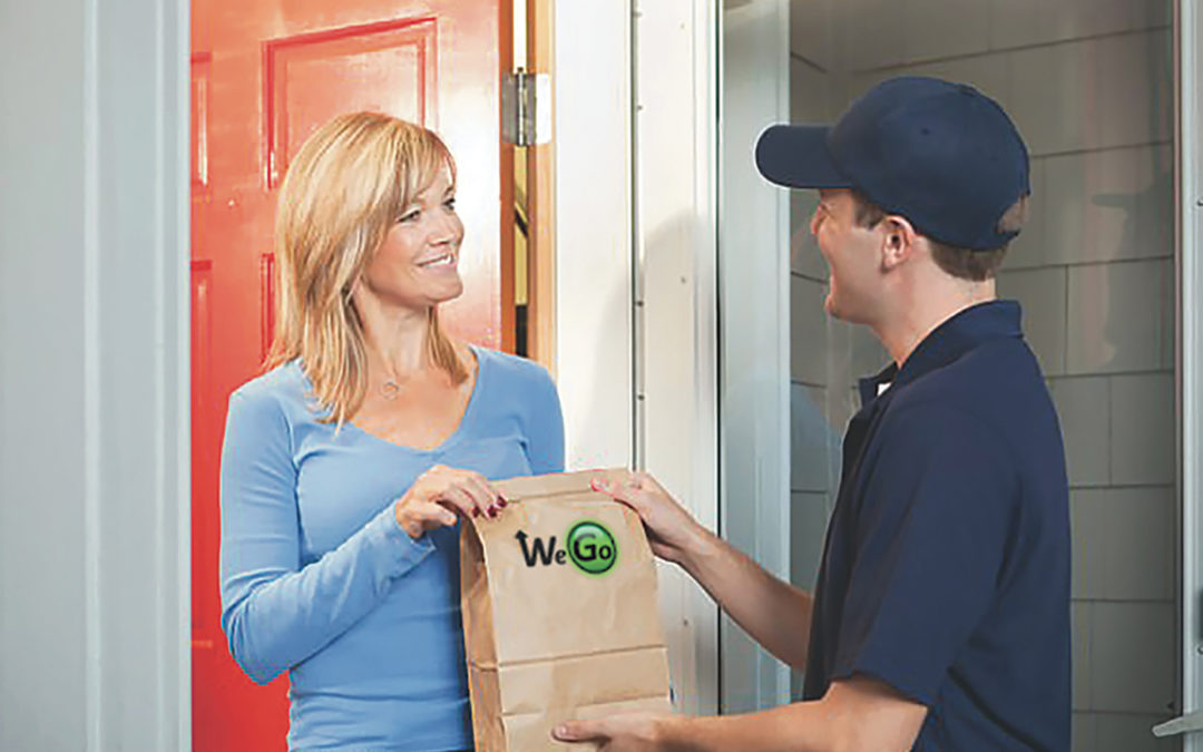 Get your Food Delivered at WeGoDelivers.com
