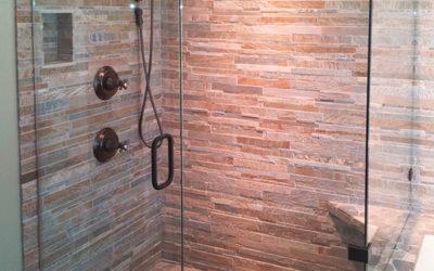 Shower Door Styles with Valencia Custom Shower Doors